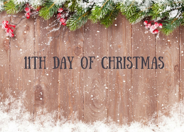on the 11th day of christmas11 scriptures that shed light on christmas